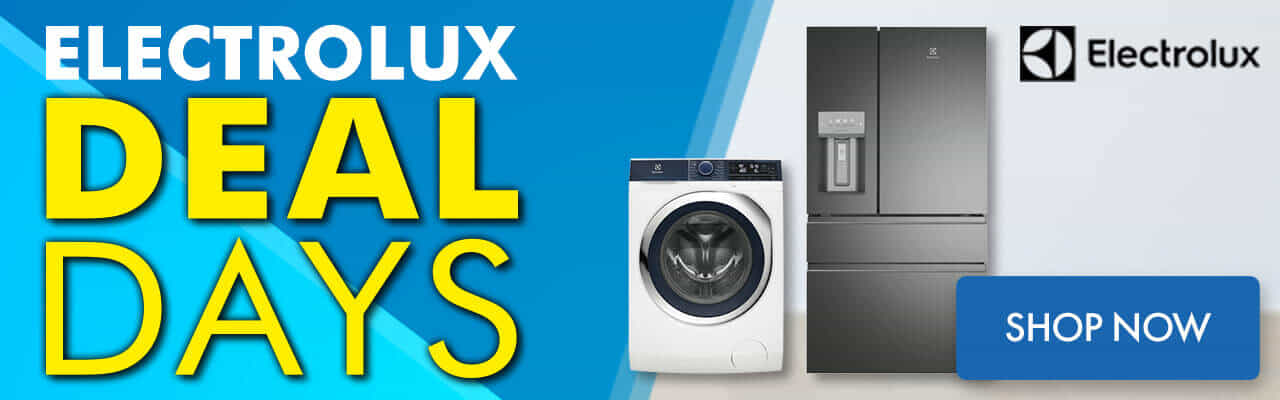 Electrolux Deal Days   The Good Guys