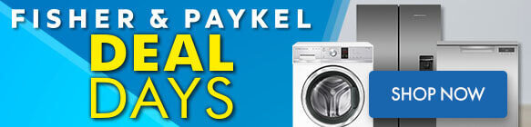 Fisher & Paykel Deal Days | The Good Guys