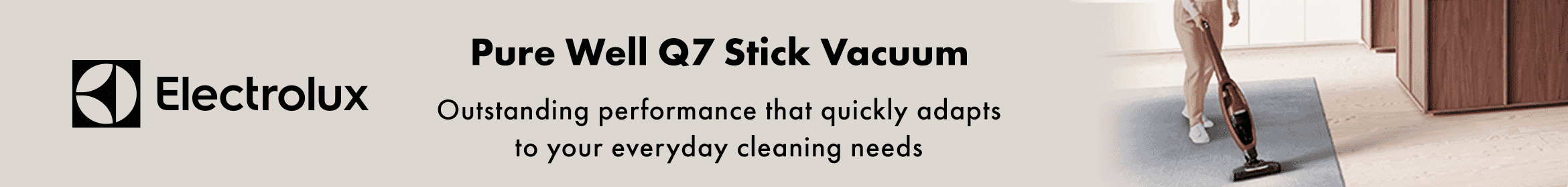 Shop Electrolux Cordless Vacuum Cleaner   The Good Guys