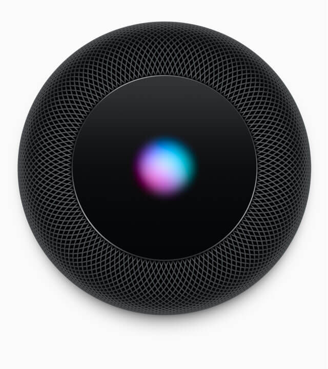 Apple HomePod is so smart, it responds not only to your voice, but also to your touch. Shop now at The Good Guys.