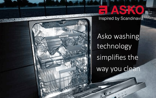 ASKO Dishwashers | The Good Guys