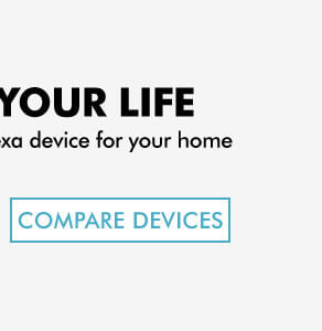 Compare Amazon Echo Devices | The Good Guys