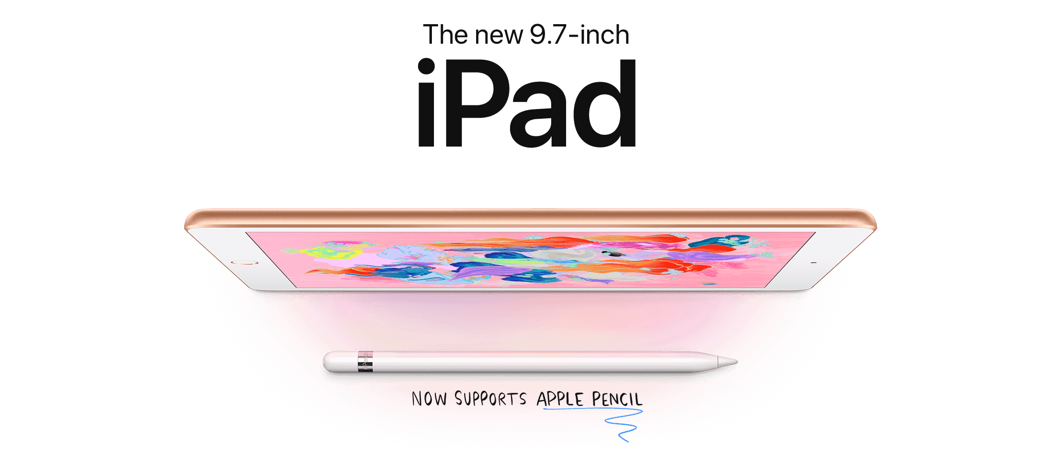Shop the new Apple iPad now, online and in store at The Good Guys.