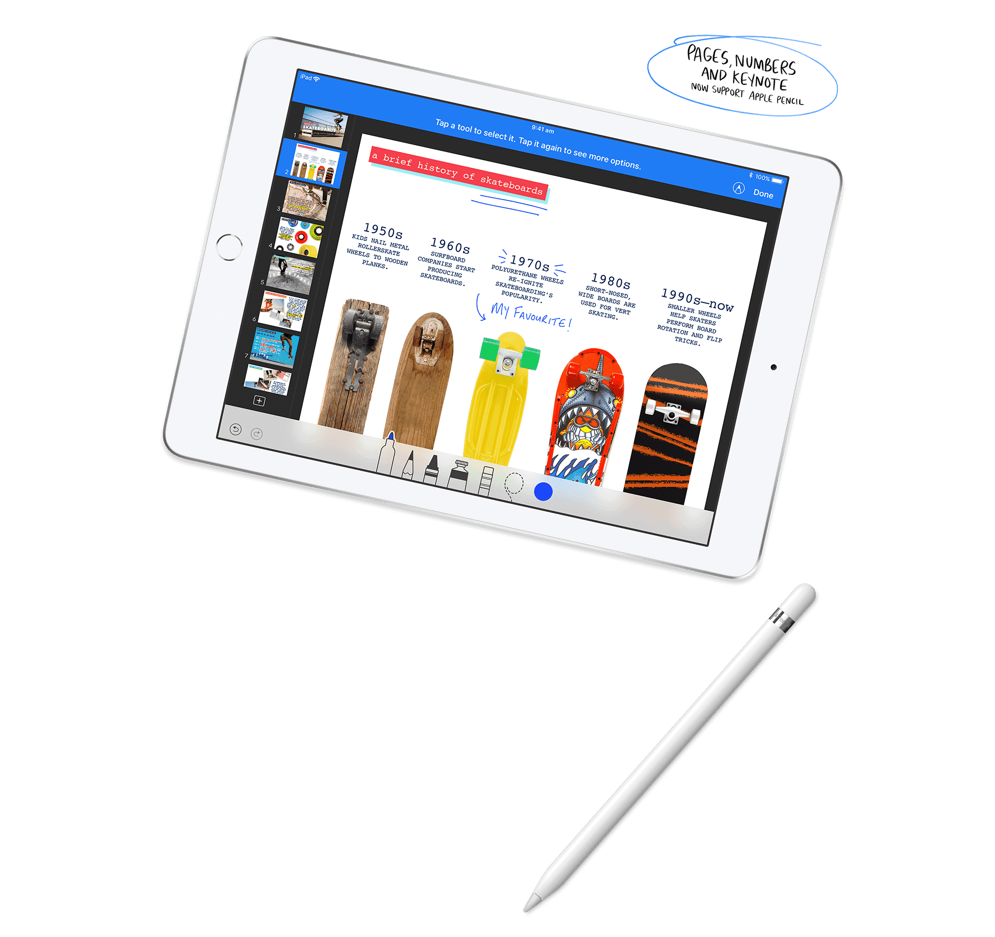 Apple iPads are loaded with multiple amazing apps so you can play music, edit movies, create an awesome presentation and more. Shop now at The Good Guys.