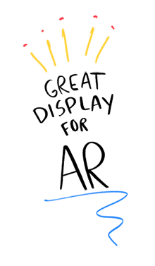 Enjoy the magical experience of augmented reality (AR) with the new Apple iPads. Shop now at The Good Guys.