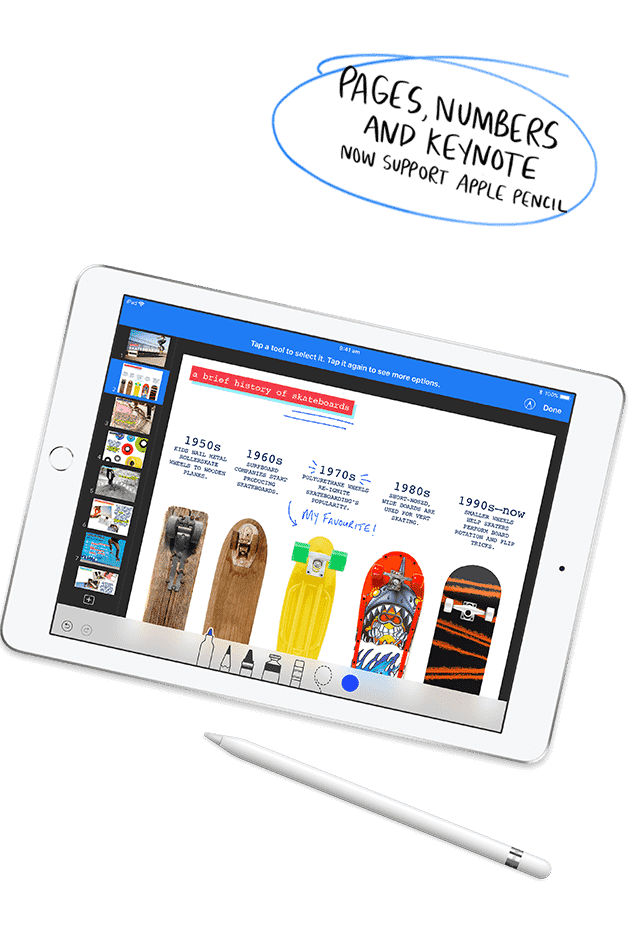 Apple iPads are loaded with multiple amazing apps so you can play music, edit movies, create an awesome presentation and more. Shop now at The Good Guys