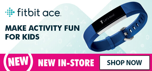 Fitbit Ace | The Good Guys