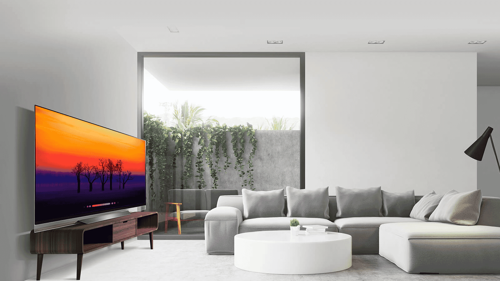 The new LG Super UHD 4K Smart TV is designed to give you the ultimate cinematic TV experience. Shop now at The Good Guys
