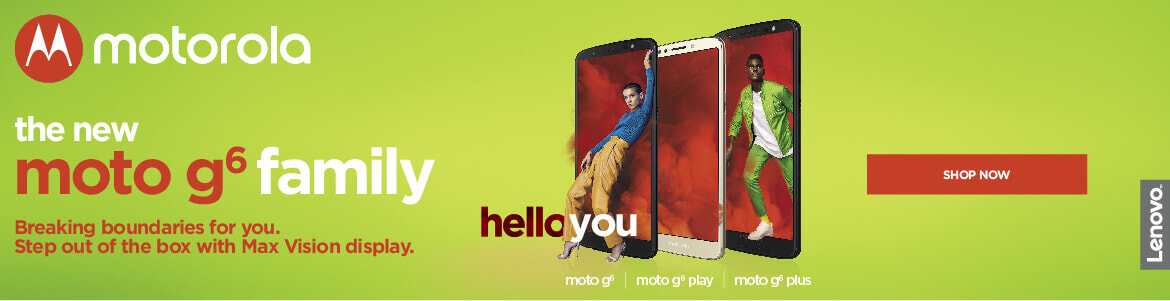 Motorola - The Good Guys