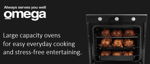 Omega Ovens | The Good Guys