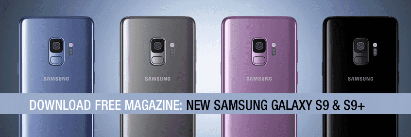 Samsung Galaxy S9 and S9+ | The Good Guys