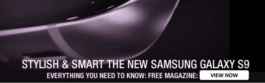 Samsang Galaxy S9 Magazine