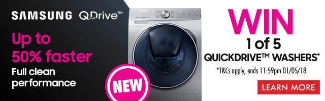 Samsung Quickdrive | The Good Guys