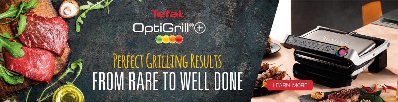 Tefal OptiGrill | The Good Guys