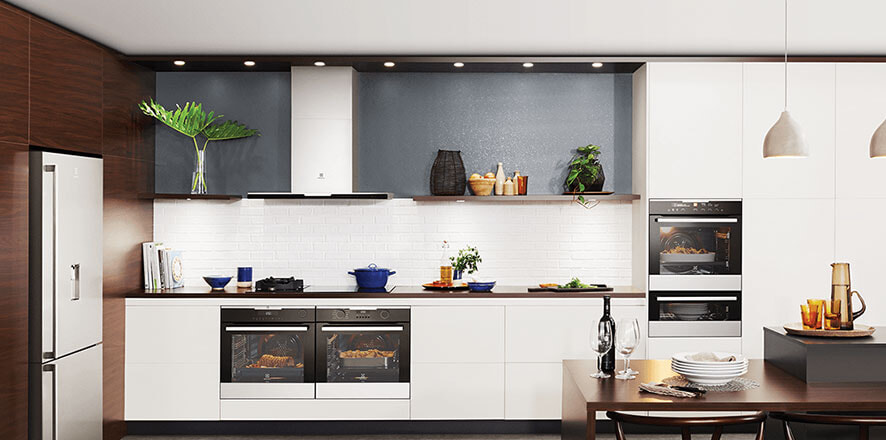 Enjoyable Electrolux The Good Guys Home Interior And Landscaping Palasignezvosmurscom