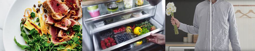 Electrolux fridges give you a lot of storing space to help you maintain food freshness. Shop now at The Good Guys.