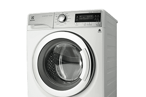 Electrolux washing machines are gentle on clothes. Shop now at The Good Guys.