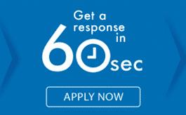 60 second response