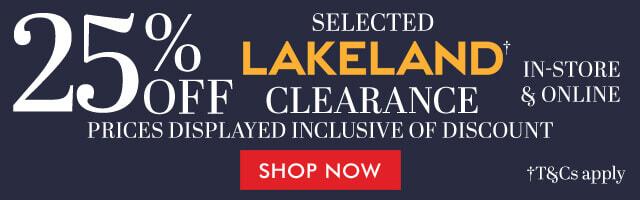 Lakeland Sale