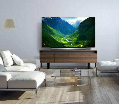 LG OLED TVs | The Good Guys