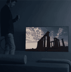 Sony A1 BRAVIA OLED TV - with 4K HDR Processor X1™ Extreme and Dolby Visions - is trully stunning. Shop now at The Good Guys