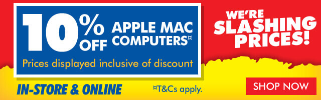 Apple Mac and Canon Printer Sale at The Good Guys