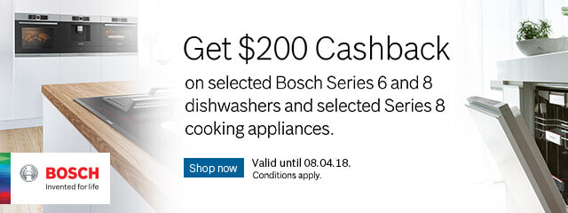Bosch Promotion| The Good Guys