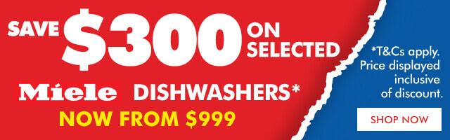Miele Dishwasher Sale
