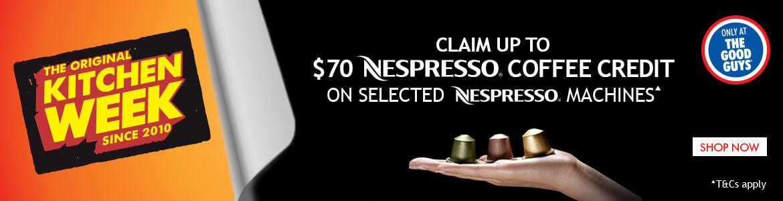 nespresso cashback australia