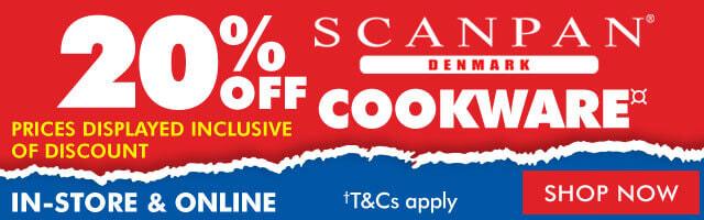 Scanpan Cookware Salee