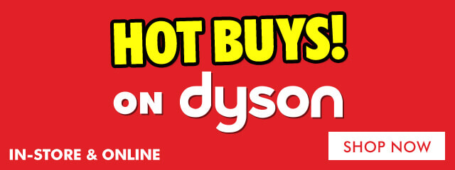Hot Buys on Dyson | The Good Guys
