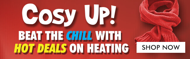 Heating Sale | The Good Guys