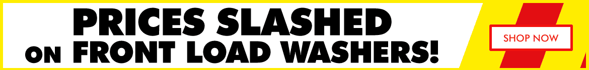 Weekend Washer Sale | The Good Guys