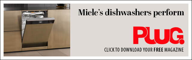 Miele Dishwasher | The Good Guys