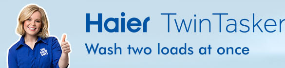 Haier Twin Tasker Washers