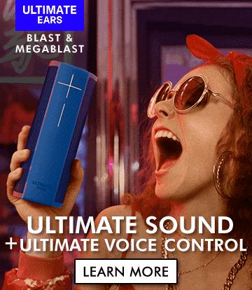 UE Blast and Megablast | The Good Guys
