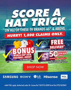 World Cup TV Sale