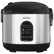 Sunbeam7 Cup Perfect Deluxe Rice Cooker10095649