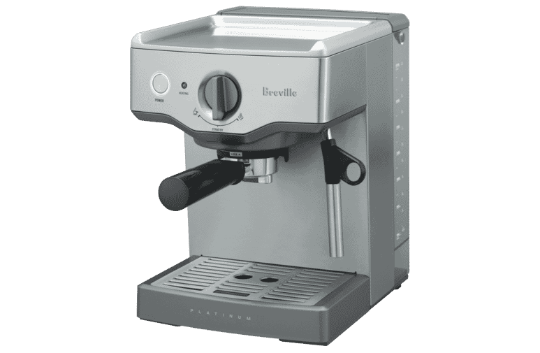 The Good Guys Breville Cafe Venezia Espresso Coffee Machine - Compare Club