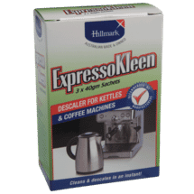 SelleysExpresso Kleen Machine 3 x 40g Sachets10173017