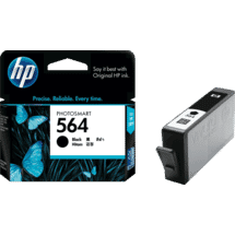 HP564 Black Ink Cartridge10177285