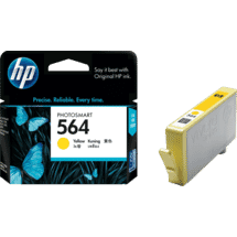 HP564 Yellow Ink Cartridge10177289