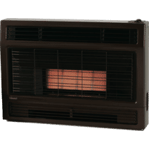 RinnaiSpectrum Inbuilt NG M/Brown Heater Flued10184818