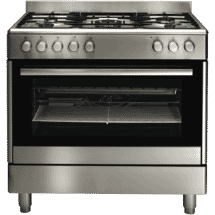 Euromaid90cm Dual Fuel Upright Cooker50002750