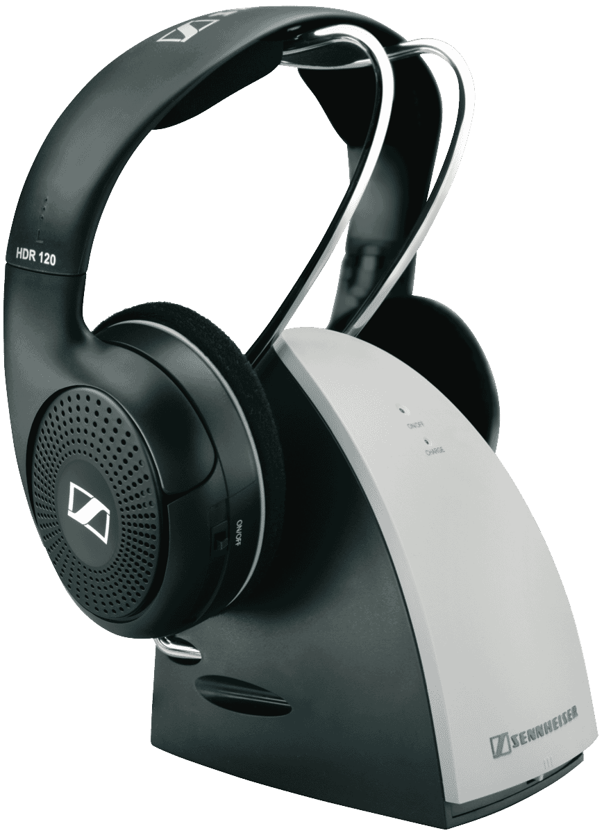 Image of SennheiserRS120II Wireless TV Headphones