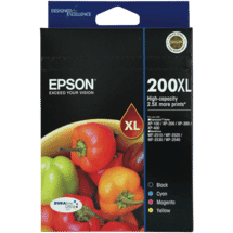 Epson200 DURABrite XL Ink Cartridge 4 Pack50014165