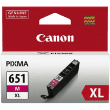 CanonCLI651 XL Magenta Ink Cartridge50016206