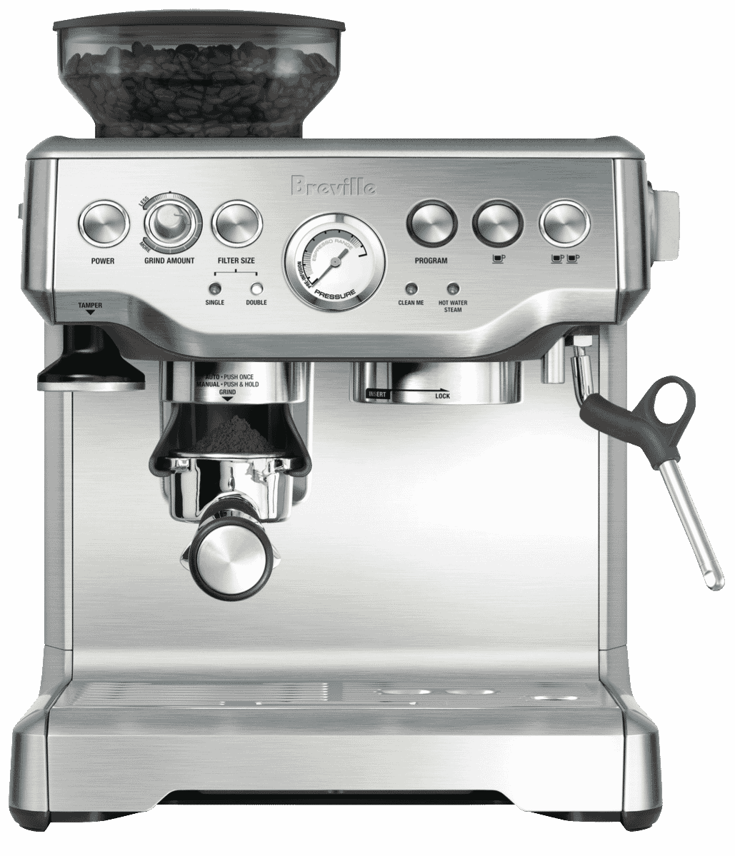 Image of Brevillethe Barista Express Stainless Steel