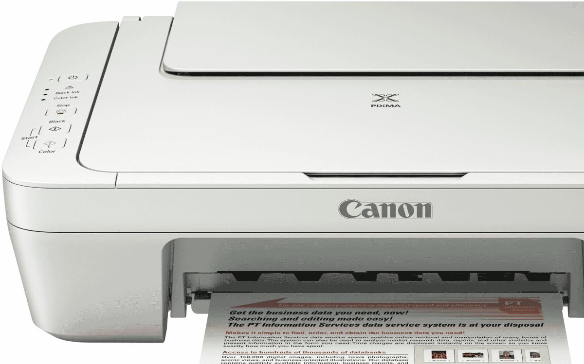Canon MG2560 PIXMA Home Printer MG2560 at The Good Guys