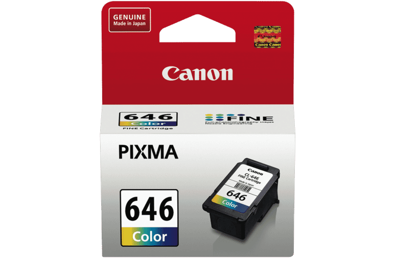 Canon CL646 Fine Colour Ink Cartridge | Tuggl